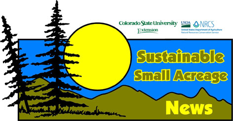Small Acreage Newsletter logo
