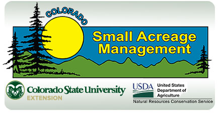 Extension / NRCS – Small Acreage Management
